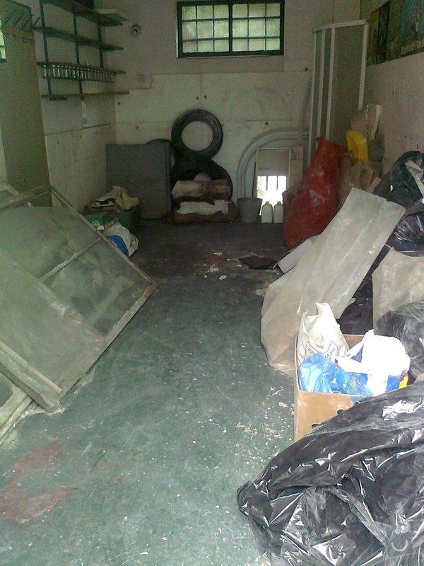 Vyklizení garáže -Plzen: a_017