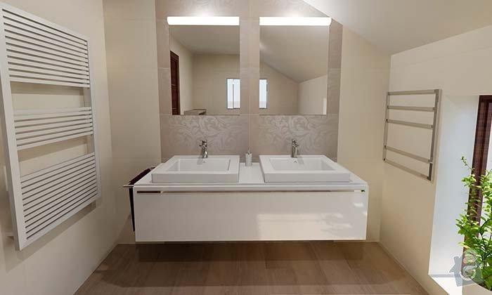 Dvě moderní koupelny v novostavbě RD - návrh: 05_moderni_neutralni_koupelna_1