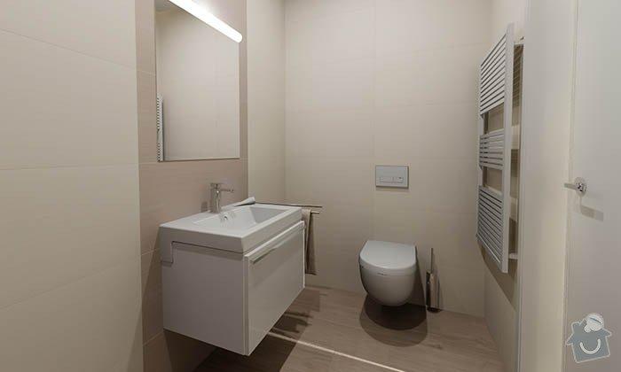 Dvě moderní koupelny v novostavbě RD - návrh: 10_moderni_koupelna_se_vzorem_2
