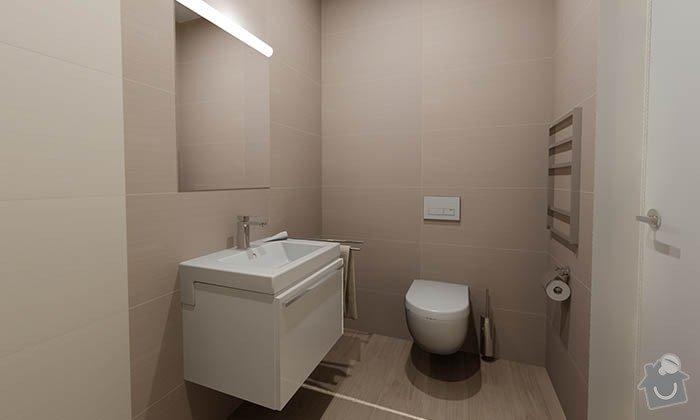 Dvě moderní koupelny v novostavbě RD - návrh: 14_moderni_svetla_koupelna_2