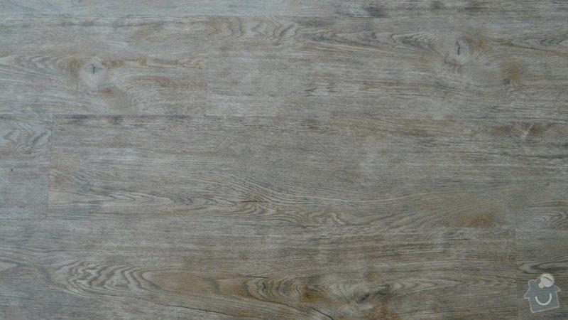 Pokládka vinylové podlahy Style Floor Click / Deblín: DSC05523