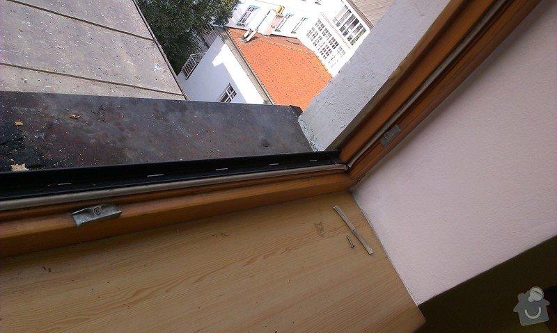 Seřízení (oprava) pantů dřevěného eurookna: IMAG0355