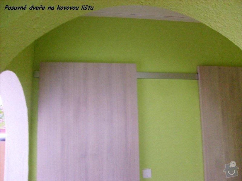 Posuvné dveře před stěnu : Slehova-dvere_na_WC_KOU3