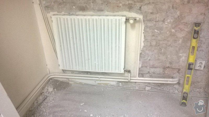 Vymena radiatoru: WP_20141006_010