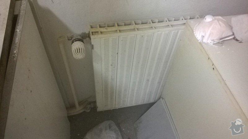 Vymena radiatoru: WP_20141006_011