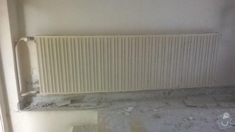 Vymena radiatoru: WP_20141006_012