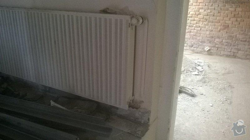Vymena radiatoru: WP_20141006_013