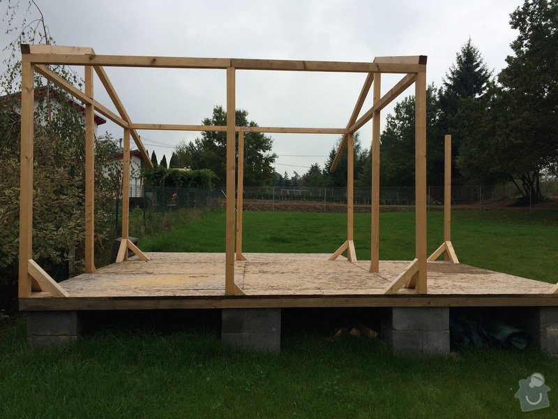 Realizace zahradního domku: IMG_4331