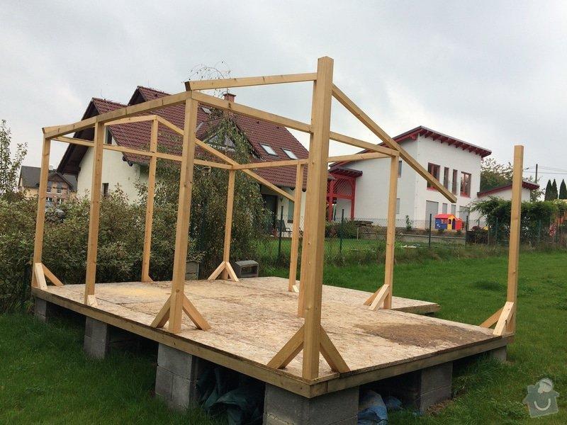Realizace zahradního domku: IMG_4332