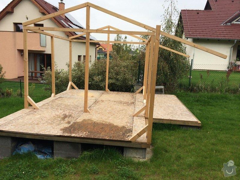 Realizace zahradního domku: IMG_4333