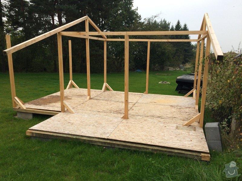 Realizace zahradního domku: IMG_4334