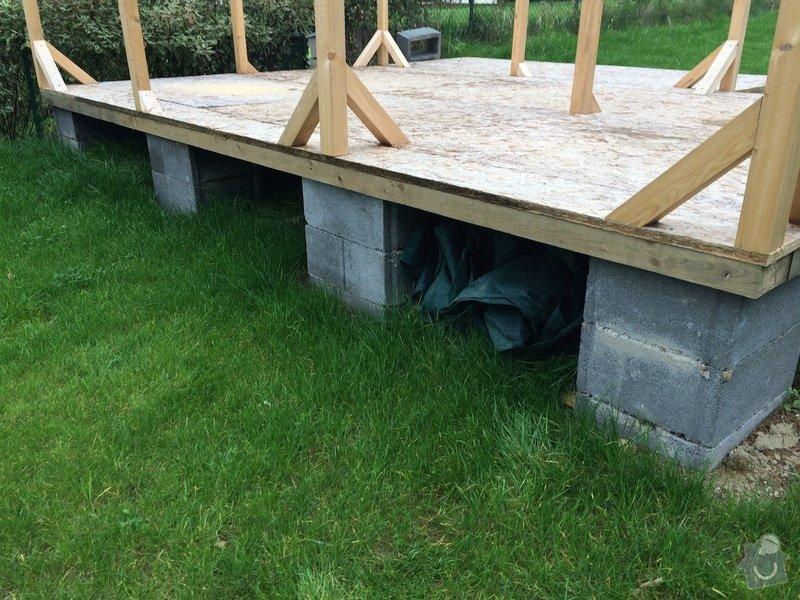 Realizace zahradního domku: IMG_4335