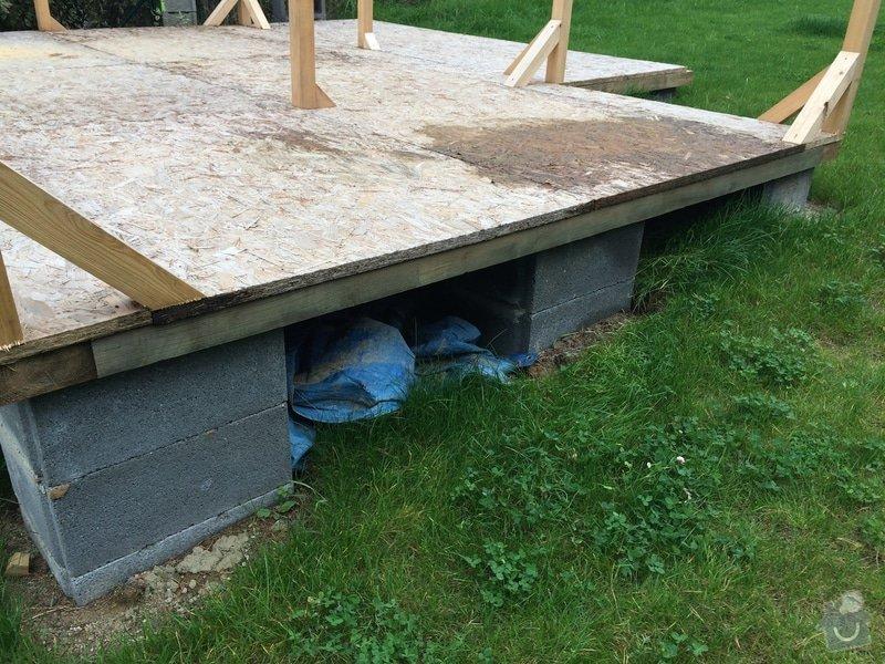 Realizace zahradního domku: IMG_4336