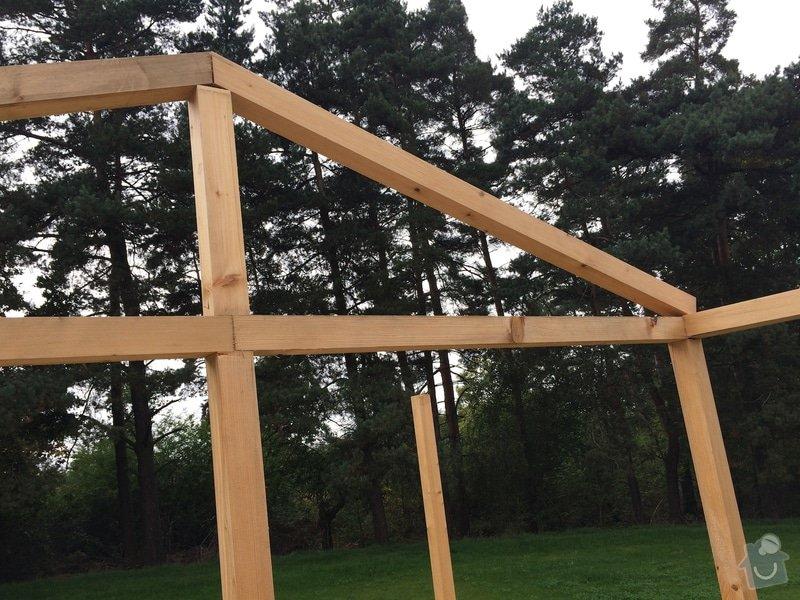 Realizace zahradního domku: IMG_4338