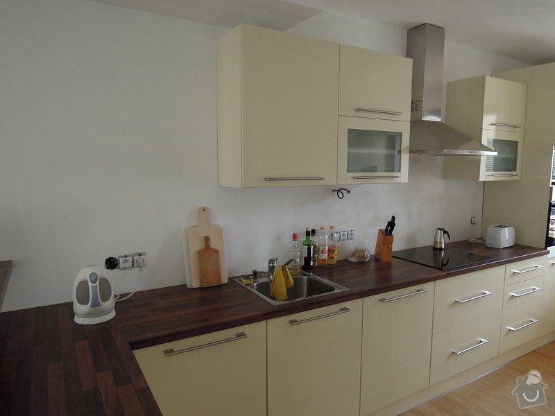 Obklad kuchyňské linky: DSCN5075