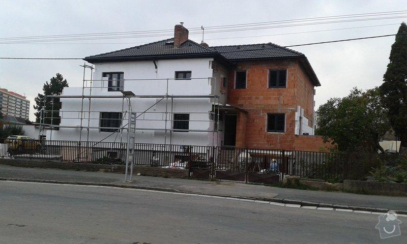 Hromosvod rodinný dům: 20141007_155239_1_