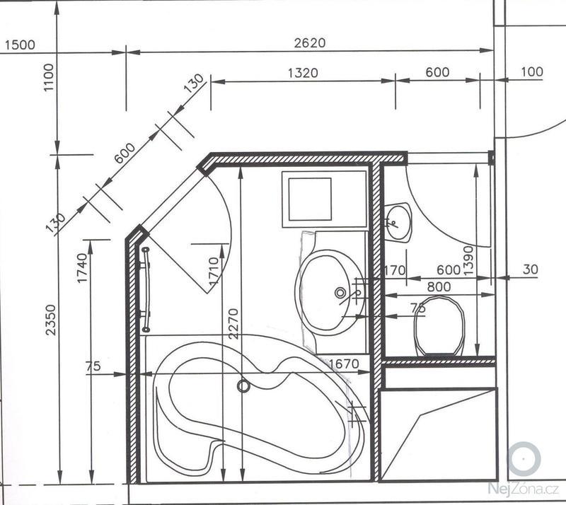 Kompletní rekonstrukce panelové bytu 3+1: priblizny_plan_rekonstrukce