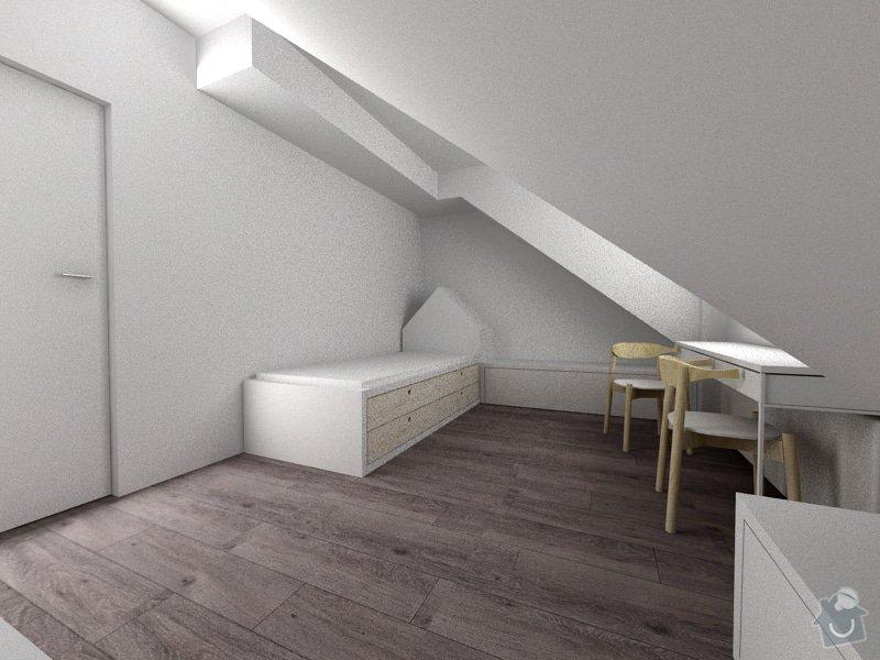 Výroba nábytku: dets._pokoj_1