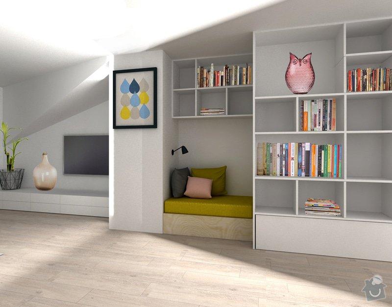 Výroba nábytku: tel.skrin_knihovna