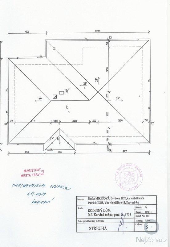 Cenová nabídka krovů střechy: SCAN0162