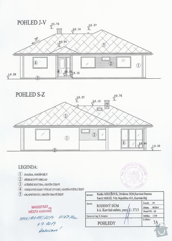 Cenová nabídka krovů střechy: SCAN0166