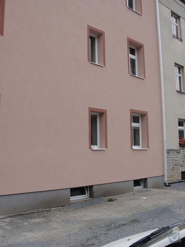 Izolaci základů bytového domu: DSC00001