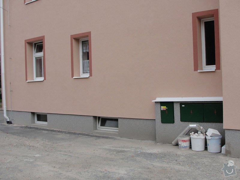 Izolaci základů bytového domu: DSC00004
