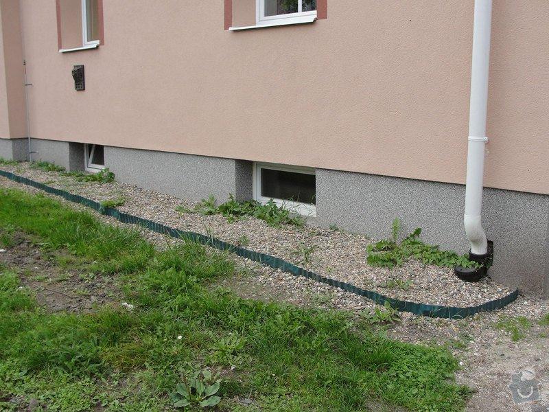 Izolaci základů bytového domu: DSC00007