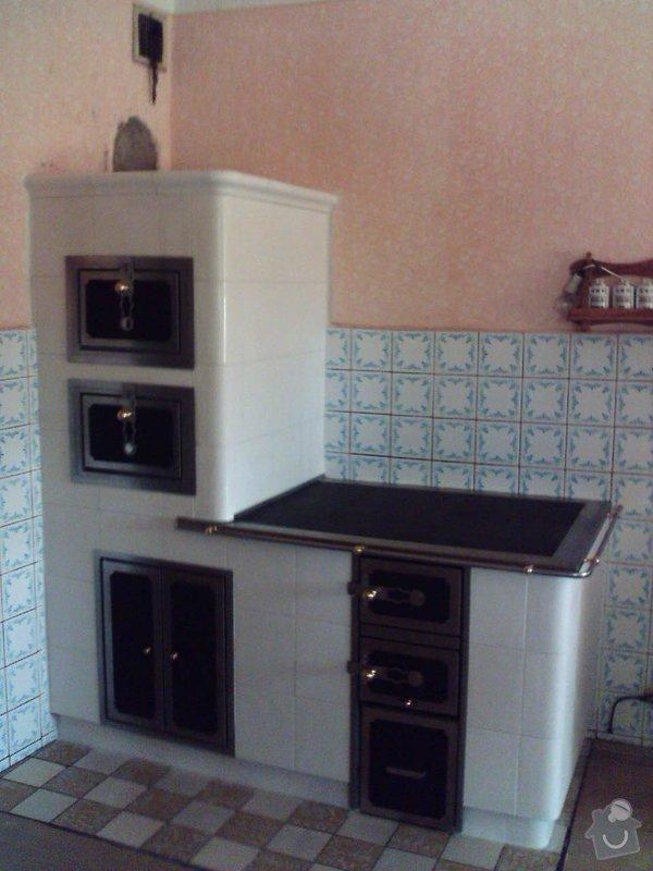 Stěhování kuchyňských kachlových kamen: kamna