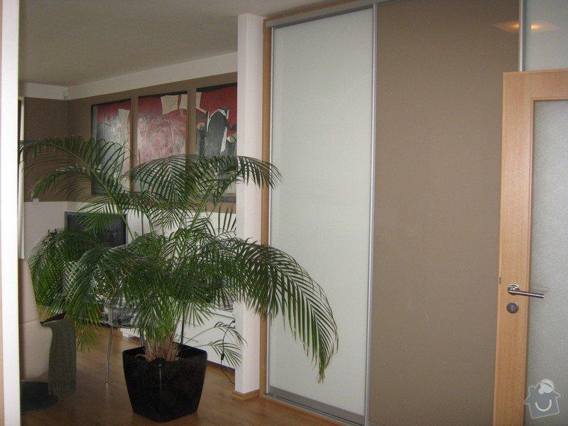 Návrh interiéru obývacího pokoje: 1
