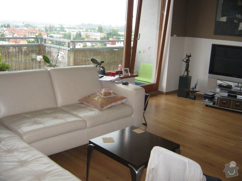Návrh interiéru obývacího pokoje: 2