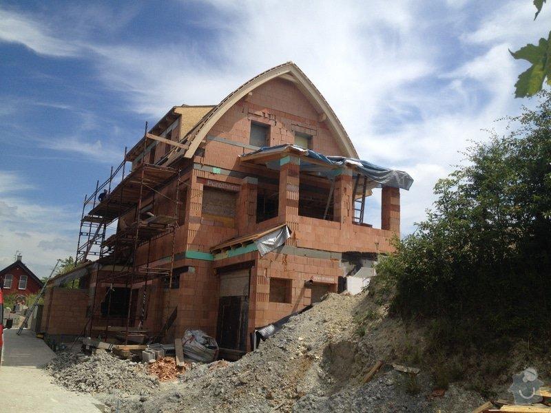 Stavba rodinného domu: 1153