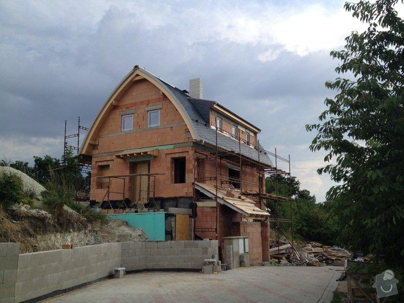 Stavba rodinného domu: 1501