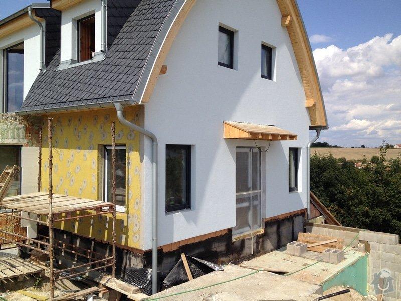 Stavba rodinného domu: 2033