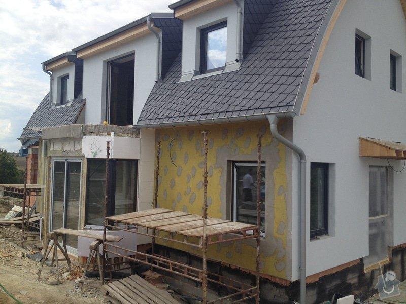 Stavba rodinného domu: 2068