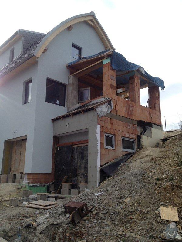 Stavba rodinného domu: 2076