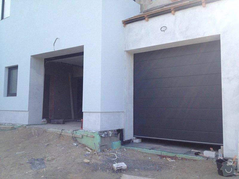 Stavba rodinného domu: 2706