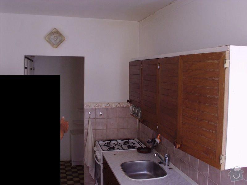 Komplexní rekonstrukce 2+1 včetně nového jádra a podlah: IMG_1264