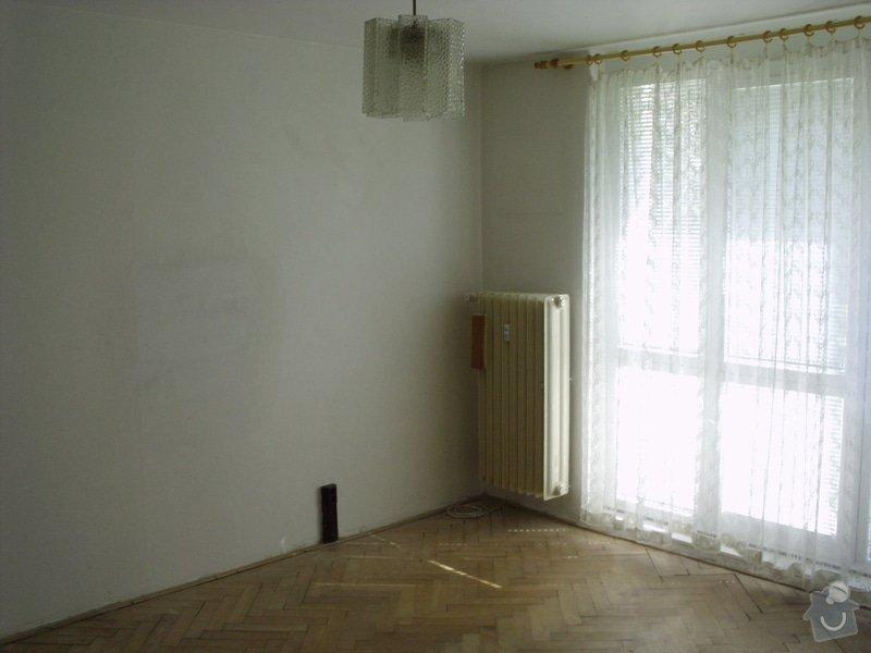 Komplexní rekonstrukce 2+1 včetně nového jádra a podlah: IMG_1269