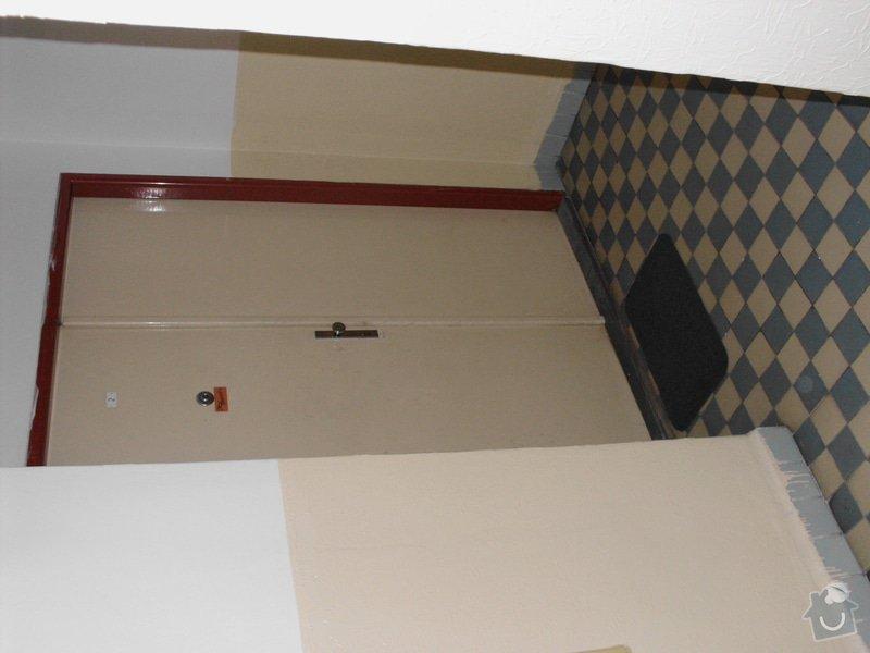 Komplexní rekonstrukce 2+1 včetně nového jádra a podlah: IMG_1282