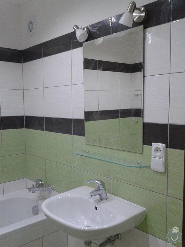 Rekonstrukce bytového jádra a kuchyně: 064