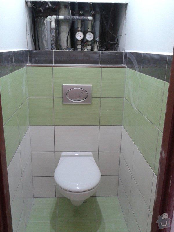 Rekonstrukce bytového jádra a kuchyně: 070