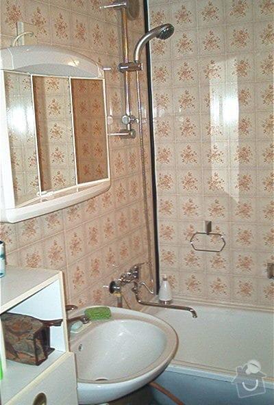 Rekonstrukce koupelny a WC: 2003_koupelna-01