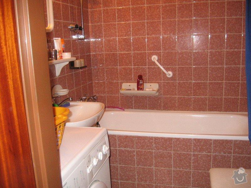 rekonstrukce koupelny v cihlovém domě: IMG_0767