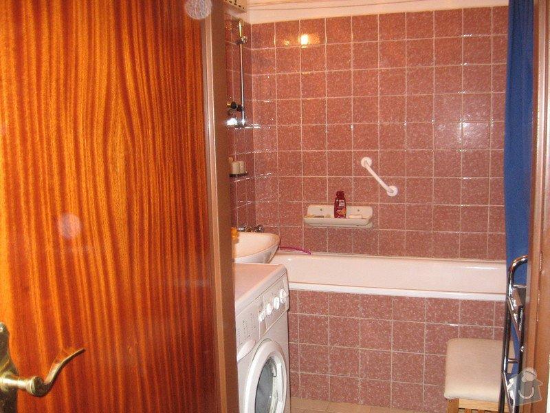 rekonstrukce koupelny v cihlovém domě: IMG_0768