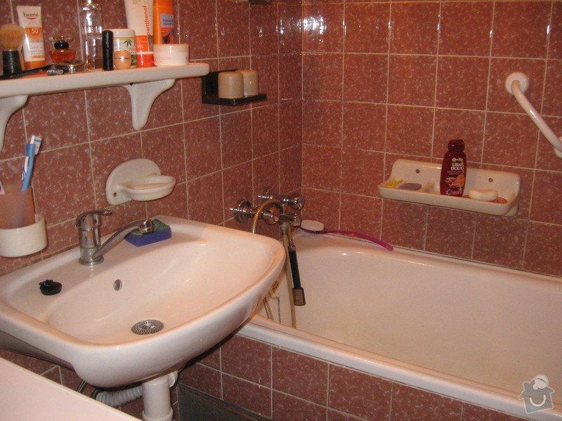 rekonstrukce koupelny v cihlovém domě: IMG_0769