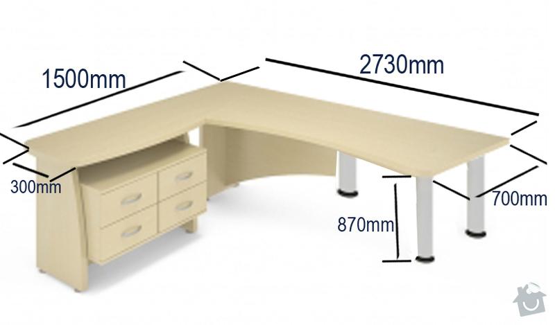 Kancelářský stůl: stul_1