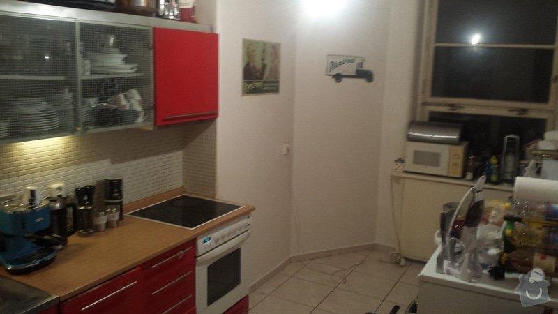 Kuchyňská linka na míru: soucasny_stav1