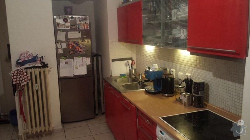 Kuchyňská linka na míru: soucasny_stav2