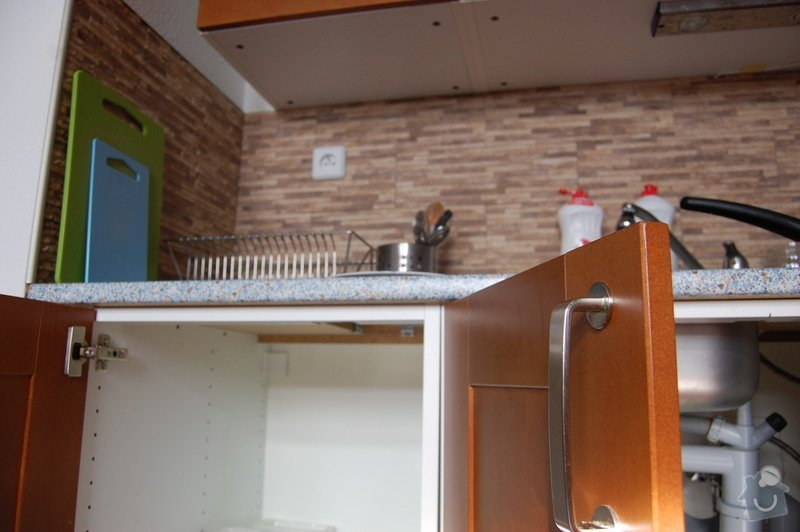 Úprava kuchyňské linky a zapojení myčky: DSC_0248